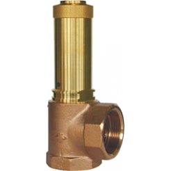 Ventil pojistný Herose(06380)-vzduch,dusík, pára do 185°C